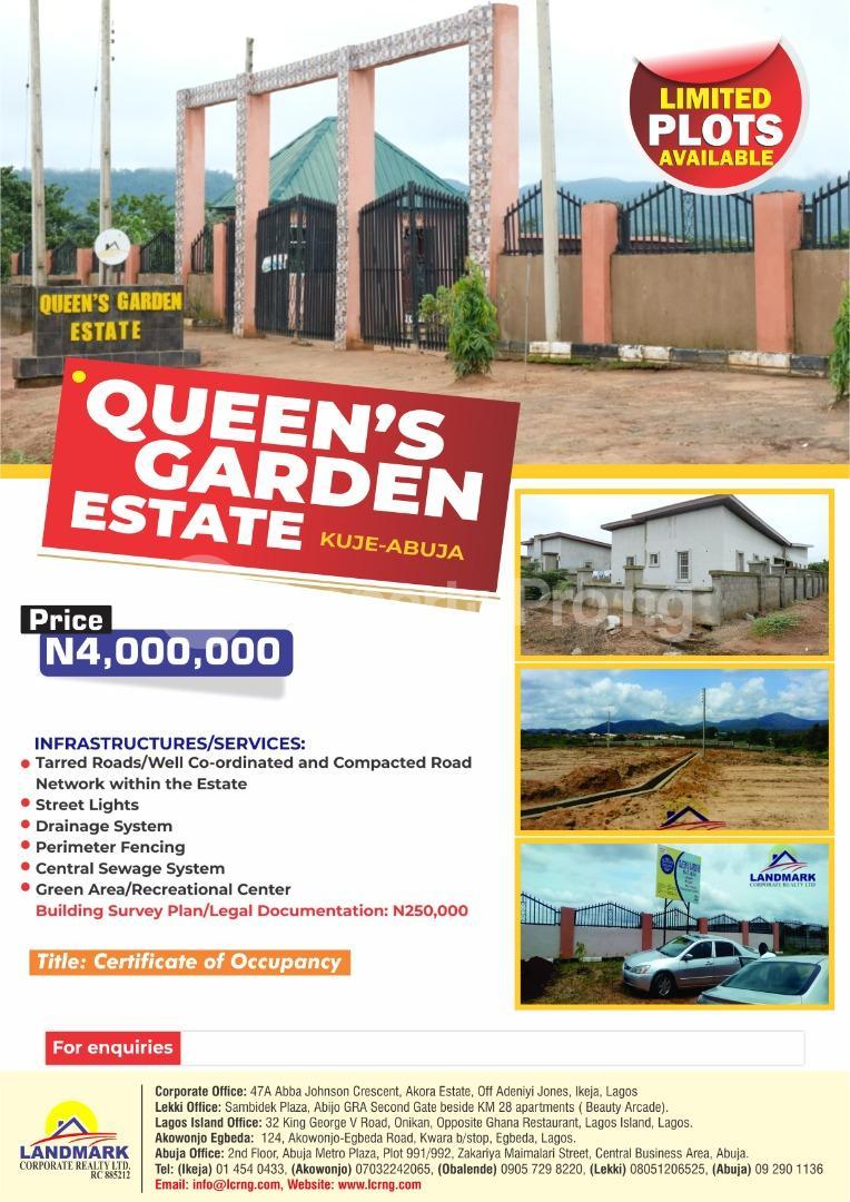 Residential Land for sale *kuje Abuja, Abuja F.c.t Kuje Abuja - 1