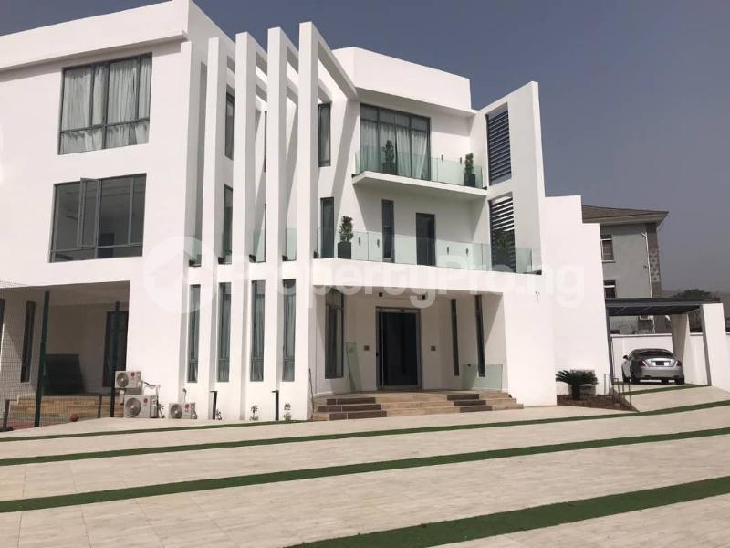 6 bedroom Detached Duplex House for sale Off Aminu Sale Crescent  Katampe Ext Abuja - 5