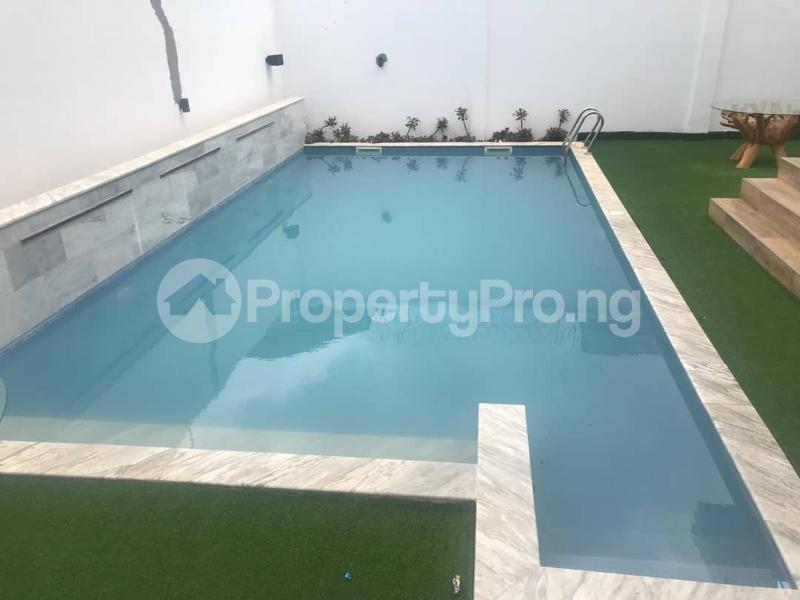 6 bedroom Detached Duplex House for sale Off Aminu Sale Crescent  Katampe Ext Abuja - 6