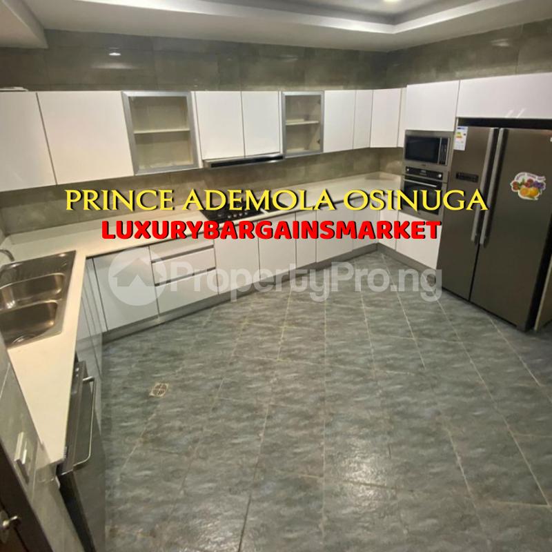 4 bedroom Massionette House for rent Banana Island Estate Banana Island Ikoyi Lagos - 1