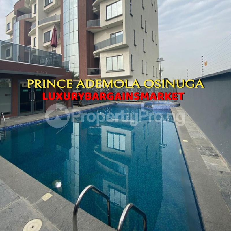 4 bedroom Massionette House for rent Banana Island Estate Banana Island Ikoyi Lagos - 5
