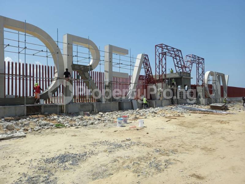 Residential Land Land for sale Abraham Adesanya Road Abraham adesanya estate Ajah Lagos - 1