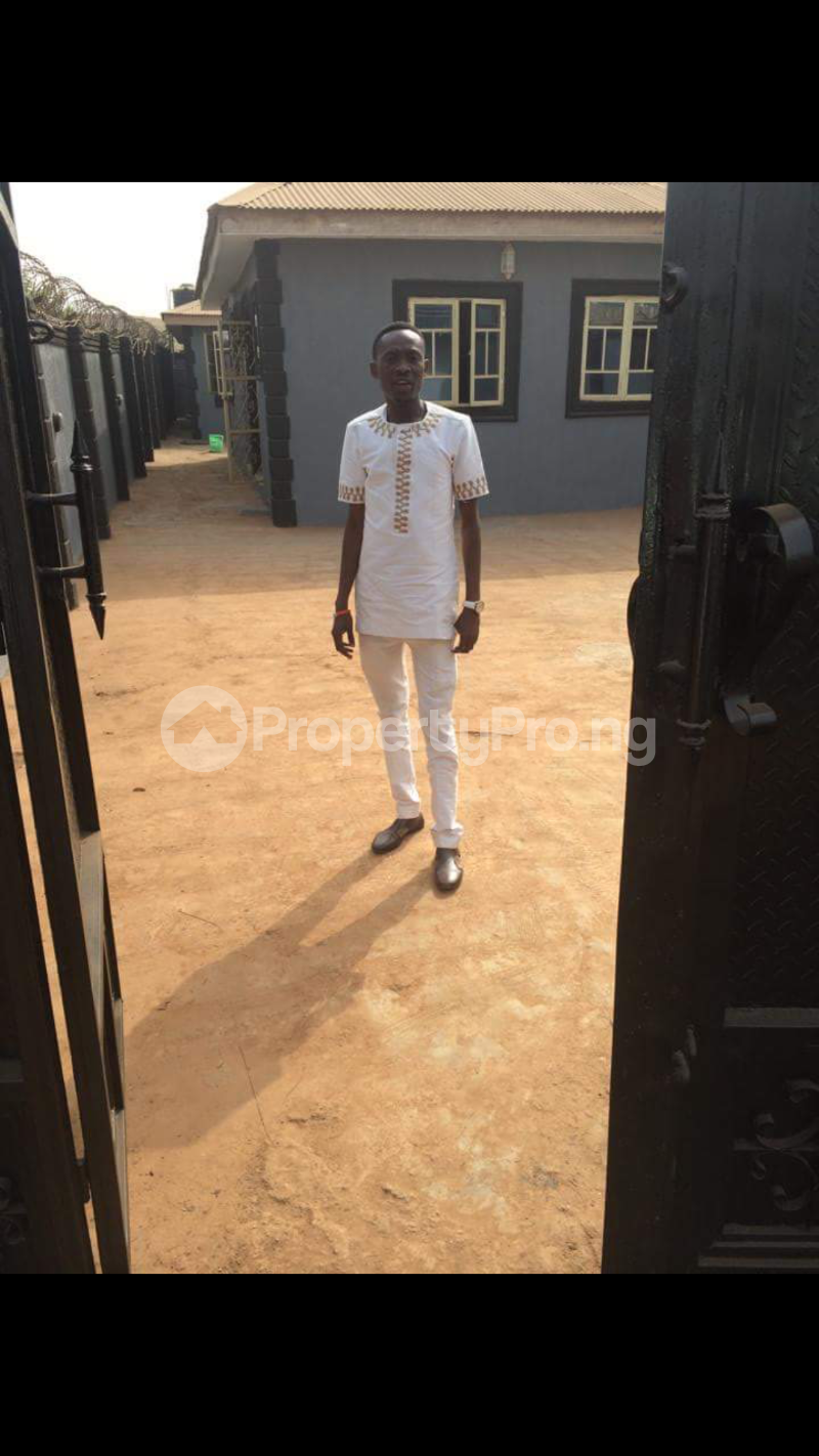 2 bedroom Semi Detached Bungalow for sale Muta1 Agbado Ifo Ogun - 2