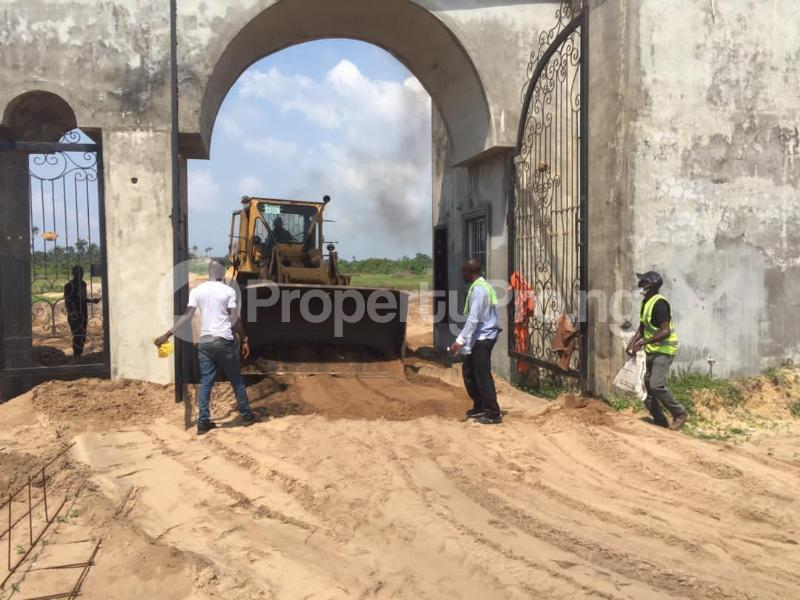 Residential Land for sale After Dangote Refinery Free Trade Zone Ibeju-Lekki Lagos - 9