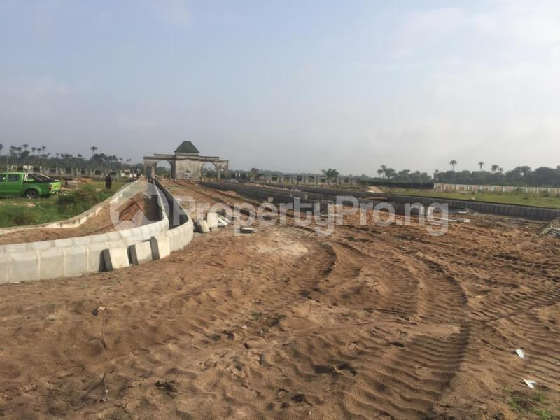 Residential Land for sale After Dangote Refinery Free Trade Zone Ibeju-Lekki Lagos - 5
