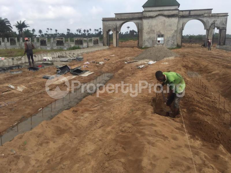 Residential Land for sale After Dangote Refinery Free Trade Zone Ibeju-Lekki Lagos - 4