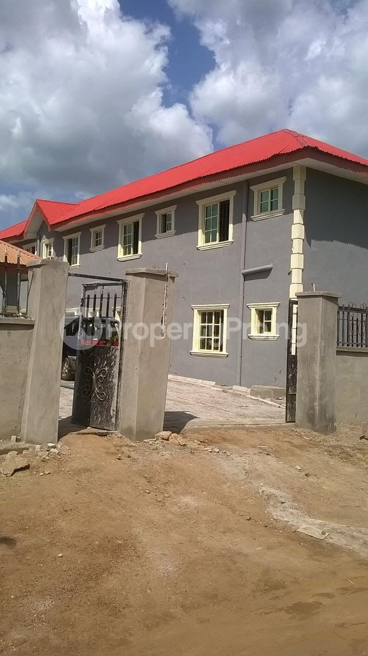 1 bedroom mini flat  Mini flat Flat / Apartment for rent Akowonjo, Katangua Area, Lautech, Ogbomoso Ogbomosho Oyo - 1