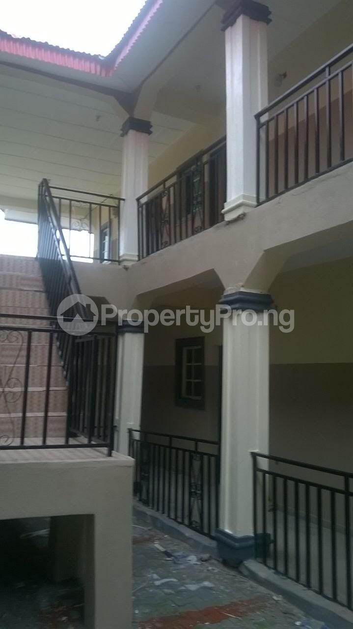 1 bedroom mini flat  Mini flat Flat / Apartment for rent Akowonjo, Katangua Area, Lautech, Ogbomoso Ogbomosho Oyo - 0