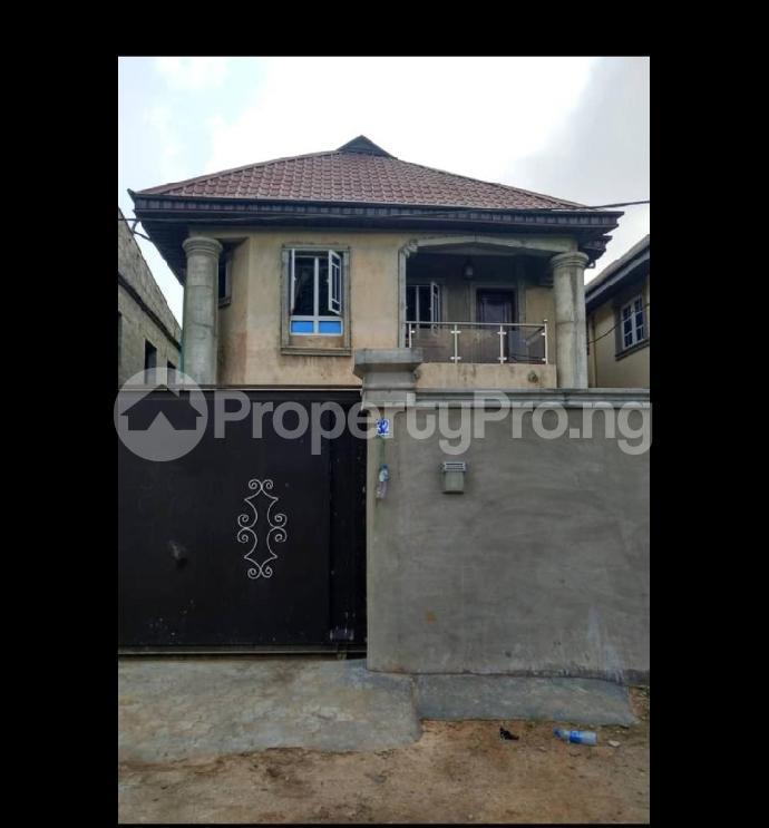 6 bedroom Detached Duplex House for sale Ajao Estate Off MM2 international Airport Ikeja  Airport Road(Ikeja) Ikeja Lagos - 13