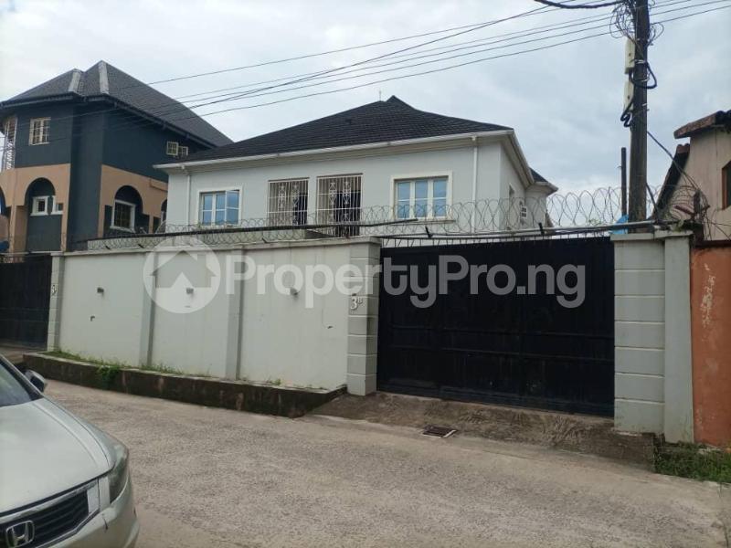Semi Detached Duplex House for sale Medina Estate  Gbagada Lagos - 1