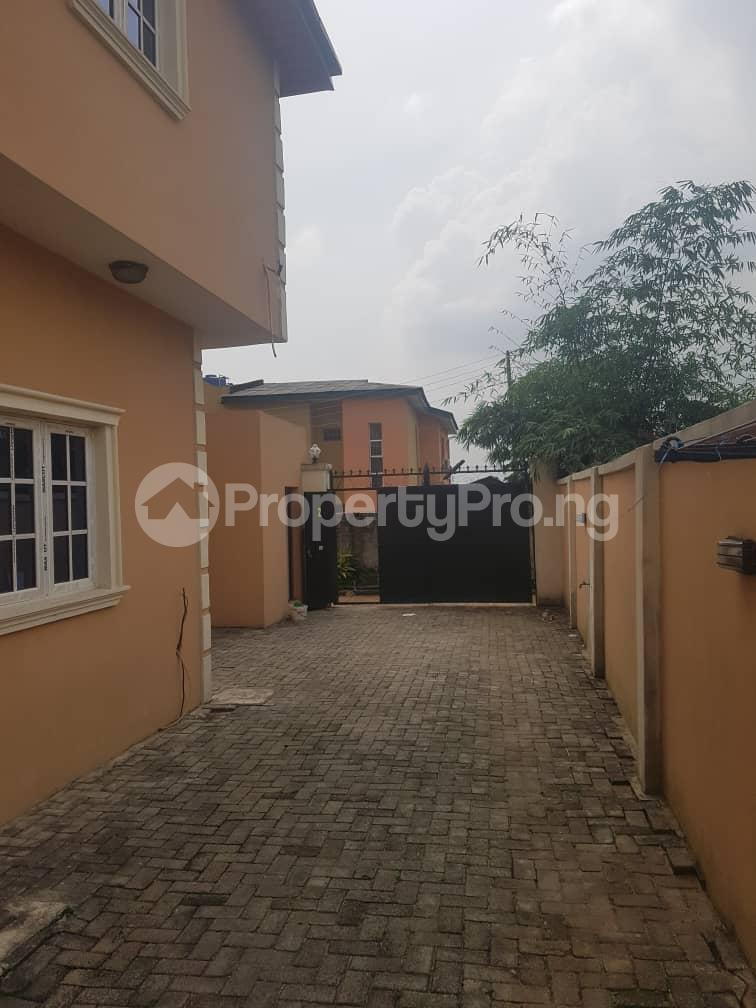4 bedroom Semi Detached Duplex House for rent Greenland estate  Mende Maryland Lagos - 3