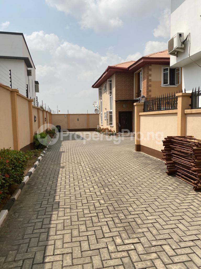 4 bedroom Semi Detached Duplex for rent Ogudu Gra Ogudu GRA Ogudu Lagos - 1