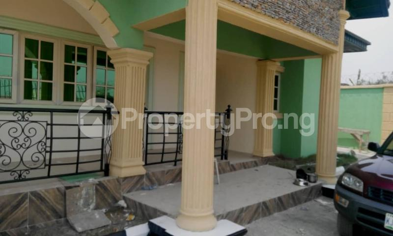 4 bedroom Detached Bungalow House for sale Akoto estate Lane 3, Icast school area, Elebu Oluyole extension Oluyole Estate Ibadan Oyo - 4