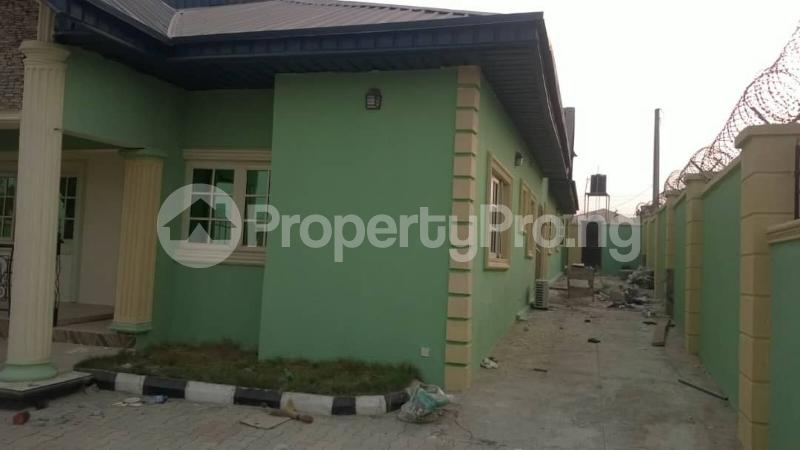 4 bedroom Detached Bungalow House for sale Akoto estate Lane 3, Icast school area, Elebu Oluyole extension Oluyole Estate Ibadan Oyo - 0