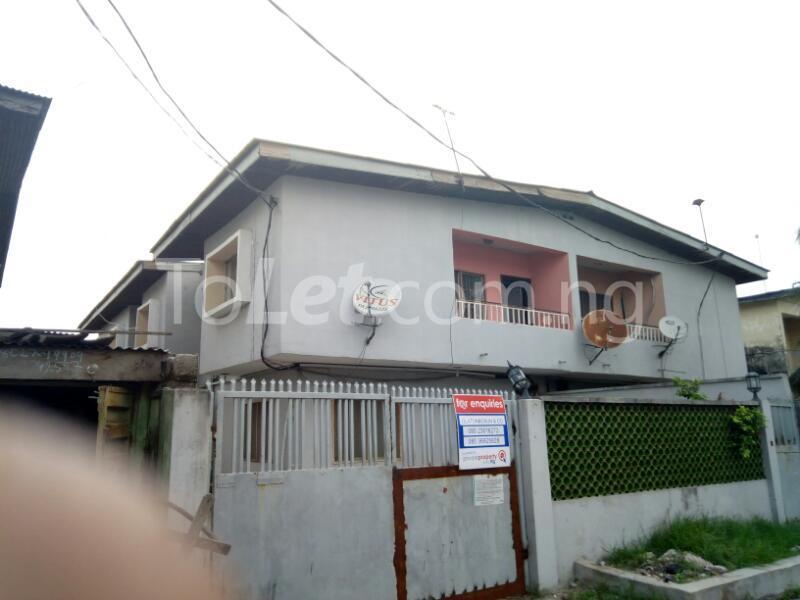 3 bedroom Flat / Apartment for rent James Robertson street Ogunlana Surulere Lagos - 0