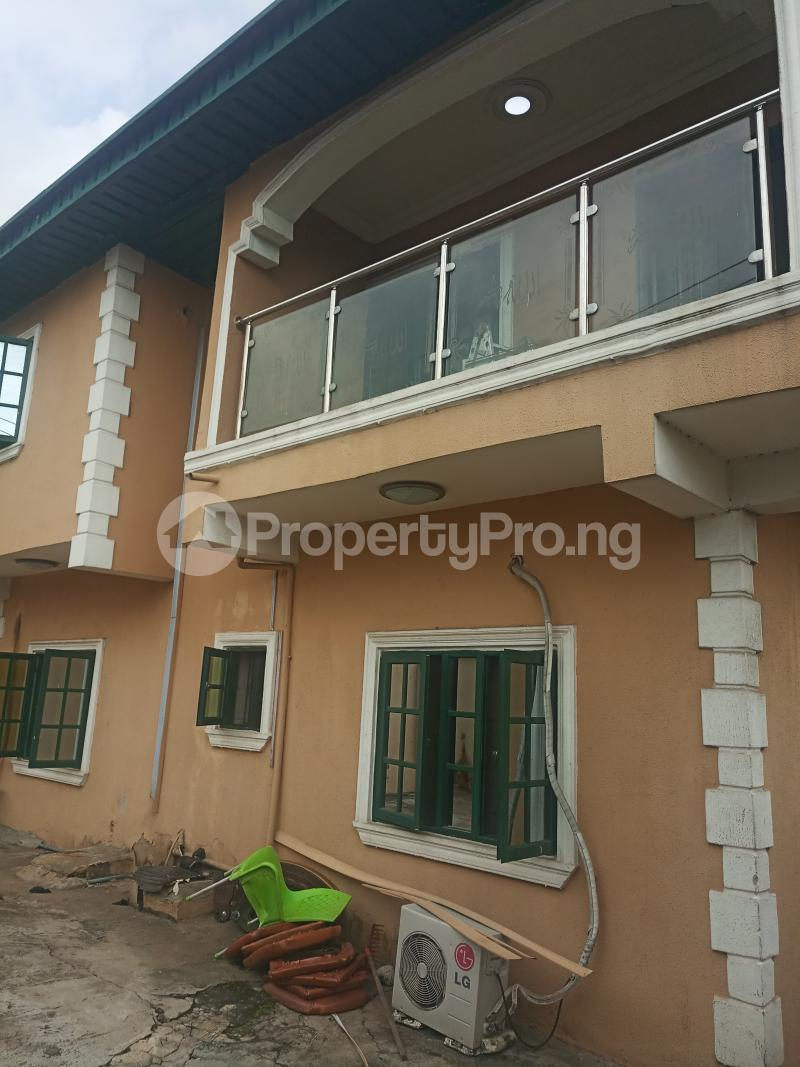 3 bedroom Flat / Apartment for rent Ori oke Ogudu-Orike Ogudu Lagos - 0