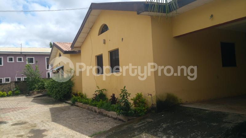 3 bedroom Semi Detached Bungalow House for rent Wuye Abuja - 0