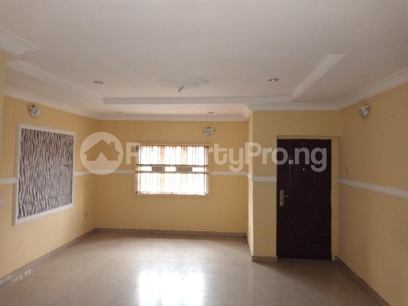 3 bedroom Blocks of Flats House for rent Wright st Ebute Metta Yaba Lagos - 1