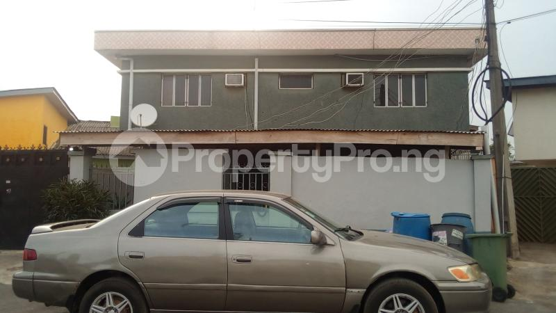 5 bedroom Terraced Bungalow for rent Gbagada Gra Phase 2 Phase 2 Gbagada Lagos - 1