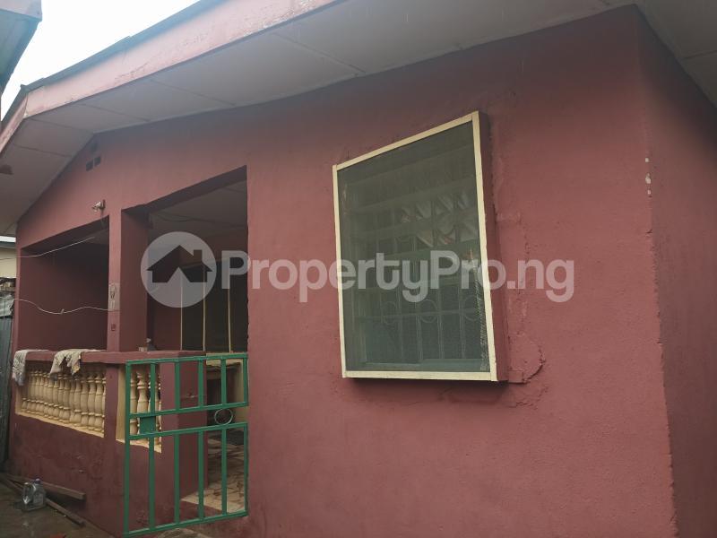 1 bedroom mini flat  Mini flat Flat / Apartment for rent Unity road Ikotun  Governors road Ikotun/Igando Lagos - 0