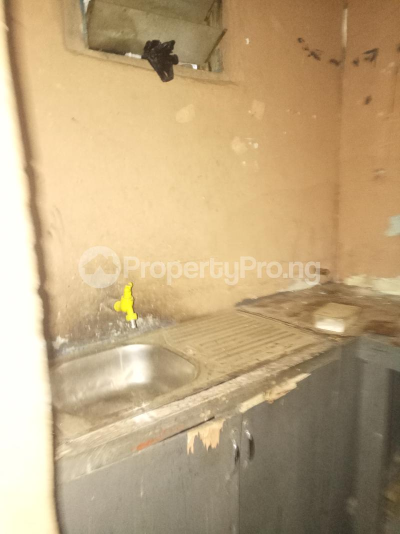 1 bedroom mini flat  Mini flat Flat / Apartment for rent Unity road Ikotun  Governors road Ikotun/Igando Lagos - 5