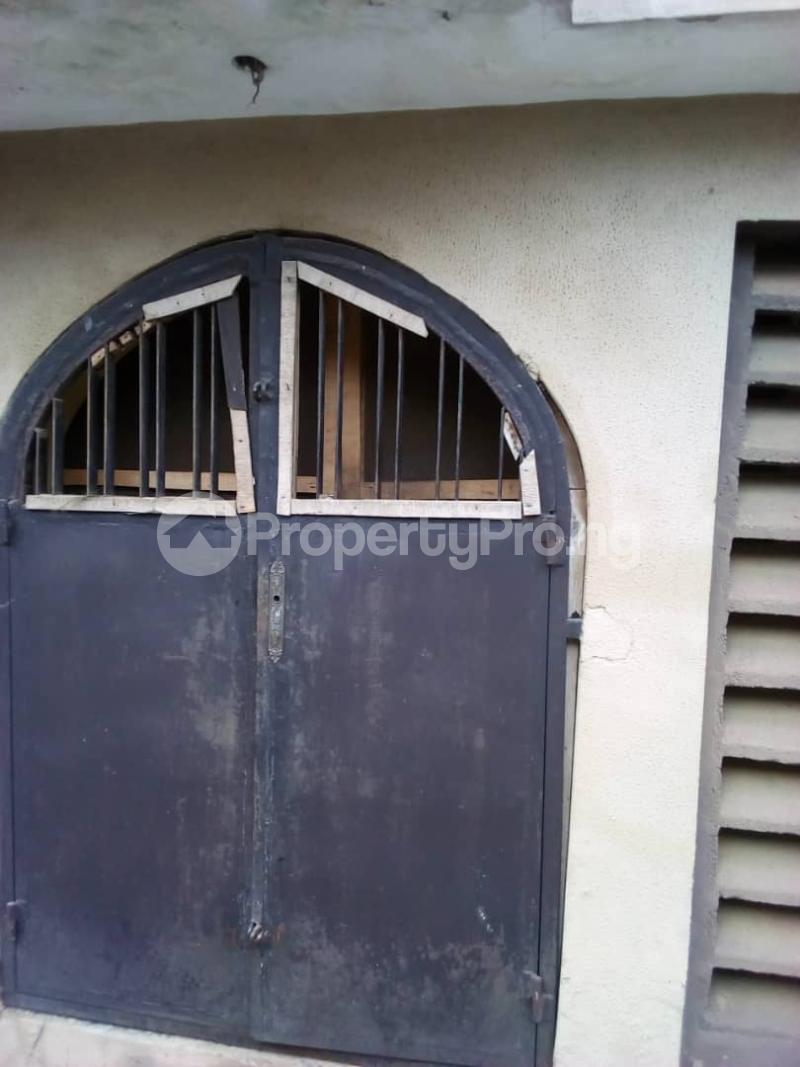 1 bedroom mini flat  Self Contain Flat / Apartment for rent Morgan estate Ojodu off grammar school. Morgan estate Ojodu Lagos - 1