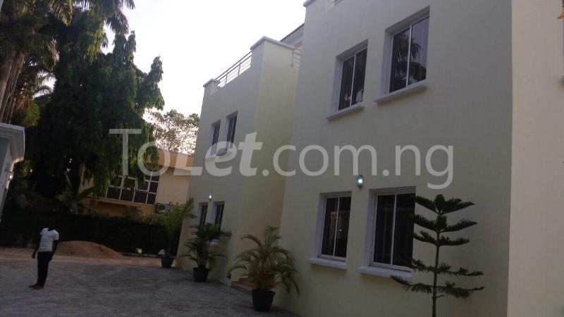 4 bedroom House for rent Maitama Maitama Phase 1 Abuja - 0