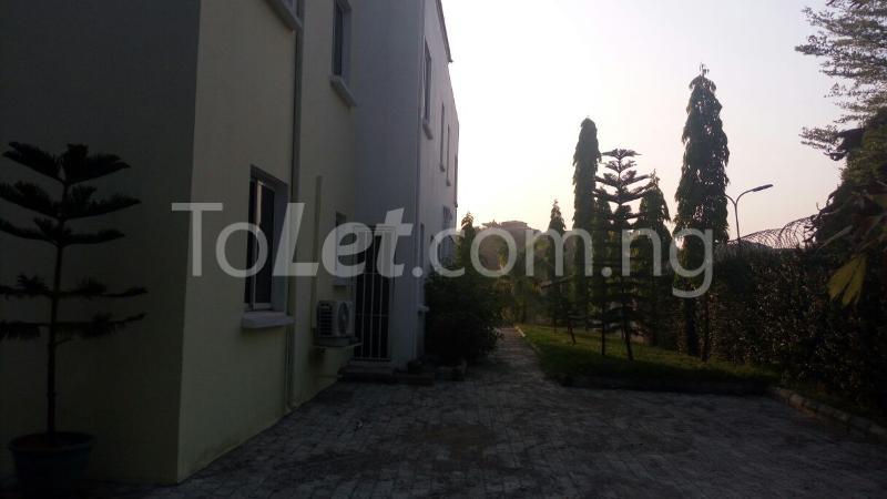 4 bedroom House for rent Maitama Maitama Phase 1 Abuja - 1