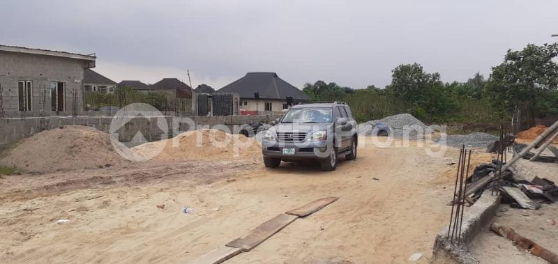 Residential Land Land for sale Opposite Fara Park Estate by Majek Bus Stop Off lekki Epe Expressway Road Lagos  Majek Sangotedo Lagos - 2