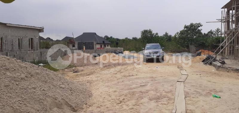Residential Land Land for sale Opposite Fara Park Estate by Majek Bus Stop Off lekki Epe Expressway Road Lagos  Majek Sangotedo Lagos - 4