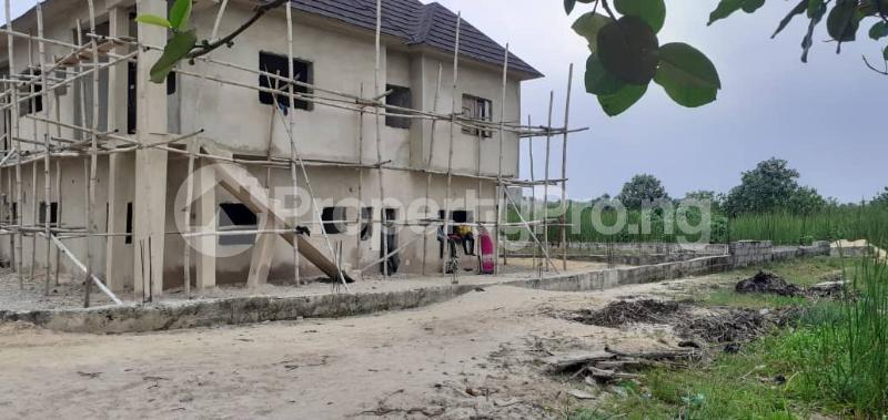 Residential Land Land for sale Opposite Fara Park Estate by Majek Bus Stop Off lekki Epe Expressway Road Lagos  Majek Sangotedo Lagos - 1