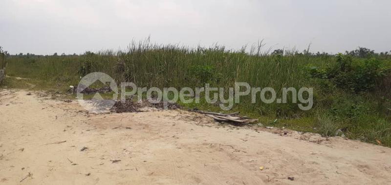 Residential Land Land for sale Opposite Fara Park Estate by Majek Bus Stop Off lekki Epe Expressway Road Lagos  Majek Sangotedo Lagos - 3