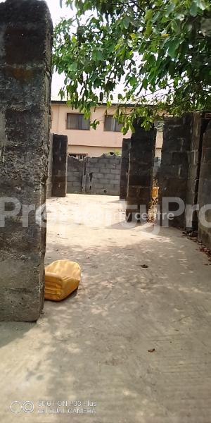 Land for sale  Naiyeju Street Behind Alimosho General Hospital Igando Lagos, Ikotun Ikotun/Igando Lagos - 1