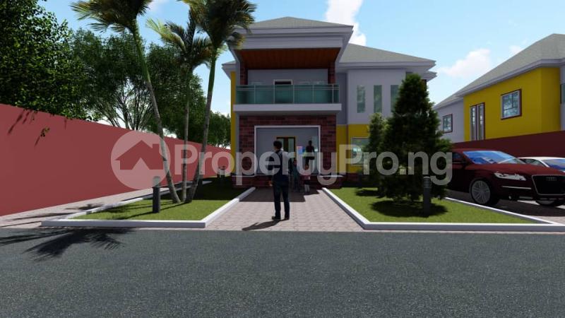 5 bedroom Mixed   Use Land Land for sale Close To Wuye Market Dakibiyu Abuja - 0
