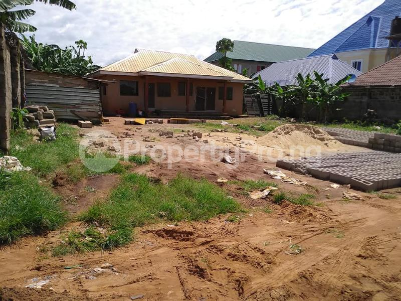 2 bedroom Residential Land Land for sale By Mukoro Street, Behind School of Midwifery Market, Off Okpanam Road Asaba Delta - 1