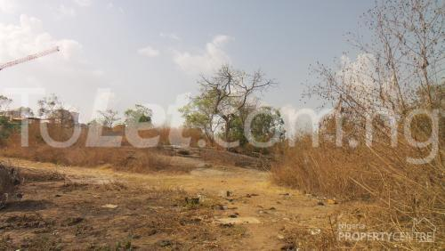 Land for sale Behind AIT, Asokoro, FCT, Abuja Asokoro Abuja - 1