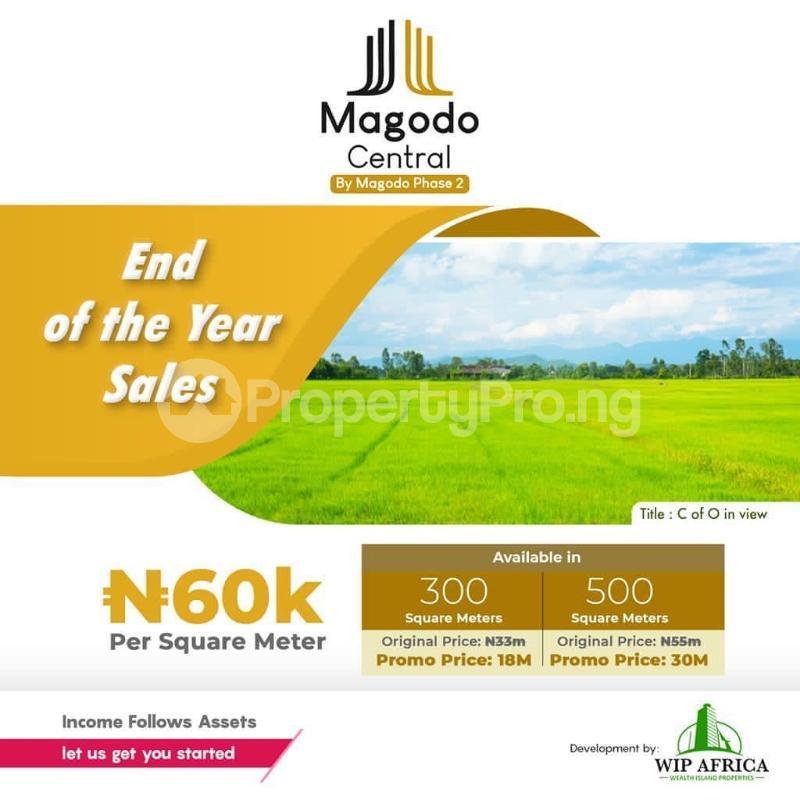 Residential Land Land for sale Magodo Central/magodo Phase 2 Extension, Magodo, Lagos. Magodo GRA Phase 2 Kosofe/Ikosi Lagos - 19
