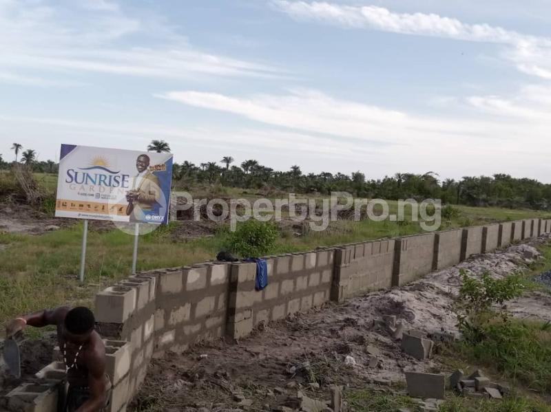 Mixed   Use Land for sale Sunrise Garden Estate, Ode Omi LaCampaigne Tropicana Ibeju-Lekki Lagos - 4