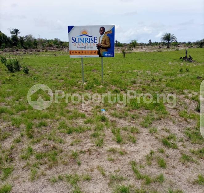 Mixed   Use Land for sale Sunrise Garden Estate, Ode Omi LaCampaigne Tropicana Ibeju-Lekki Lagos - 1