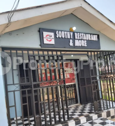Shop Commercial Property for sale Exotic, Off Airport Road Benin City Oredo Edo - 0
