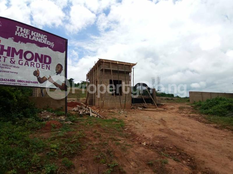 Residential Land Land for sale Oke ado Ibadan Oyo - 2