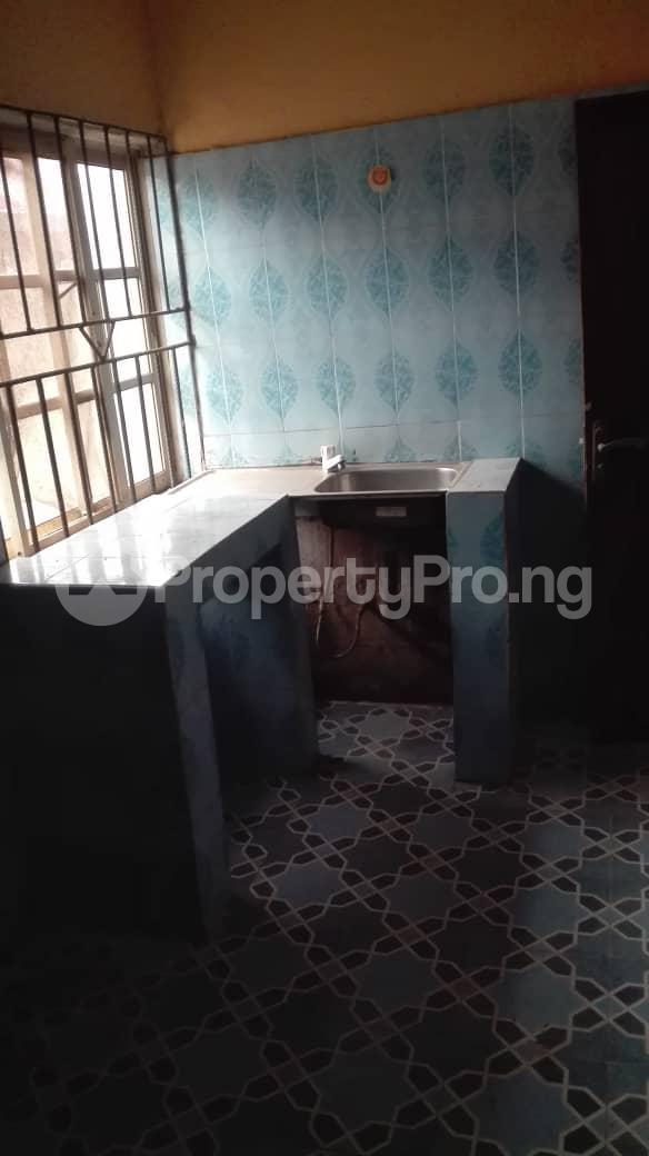 2 bedroom Self Contain for rent Macauley Igbogbo Ikorodu Lagos - 6