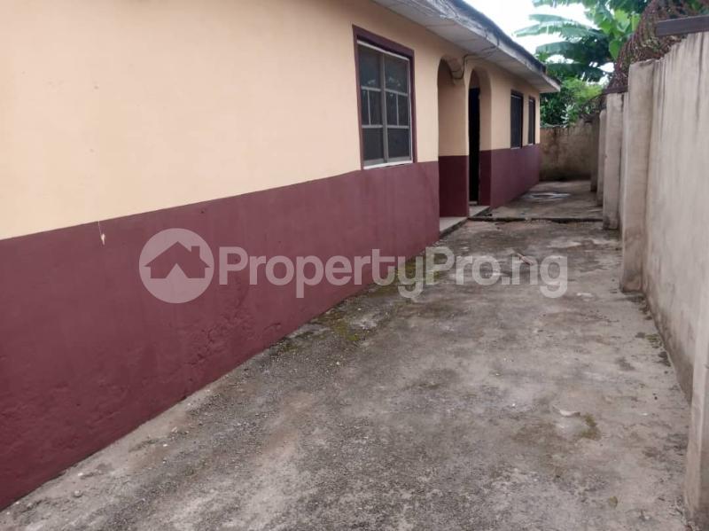 2 bedroom Self Contain for rent Macauley Igbogbo Ikorodu Lagos - 13