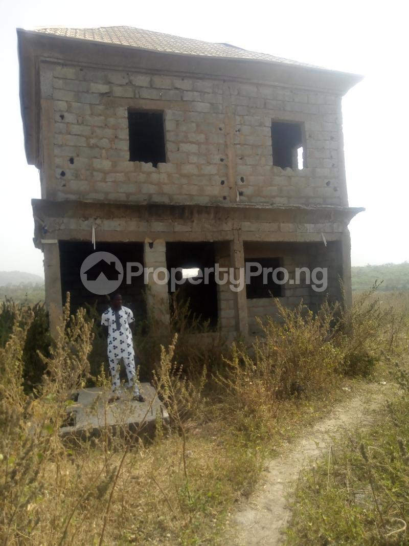 3 bedroom Detached Duplex House for sale Kubwa Mechanic Village Kubwa Abuja - 0
