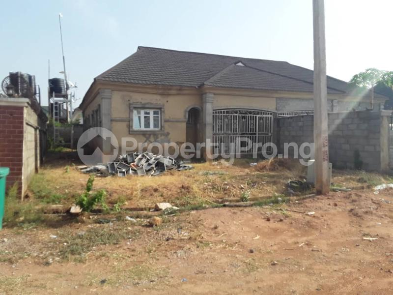 2 bedroom Semi Detached Bungalow House for sale SIL Estate, Mbora Nbora Abuja - 0