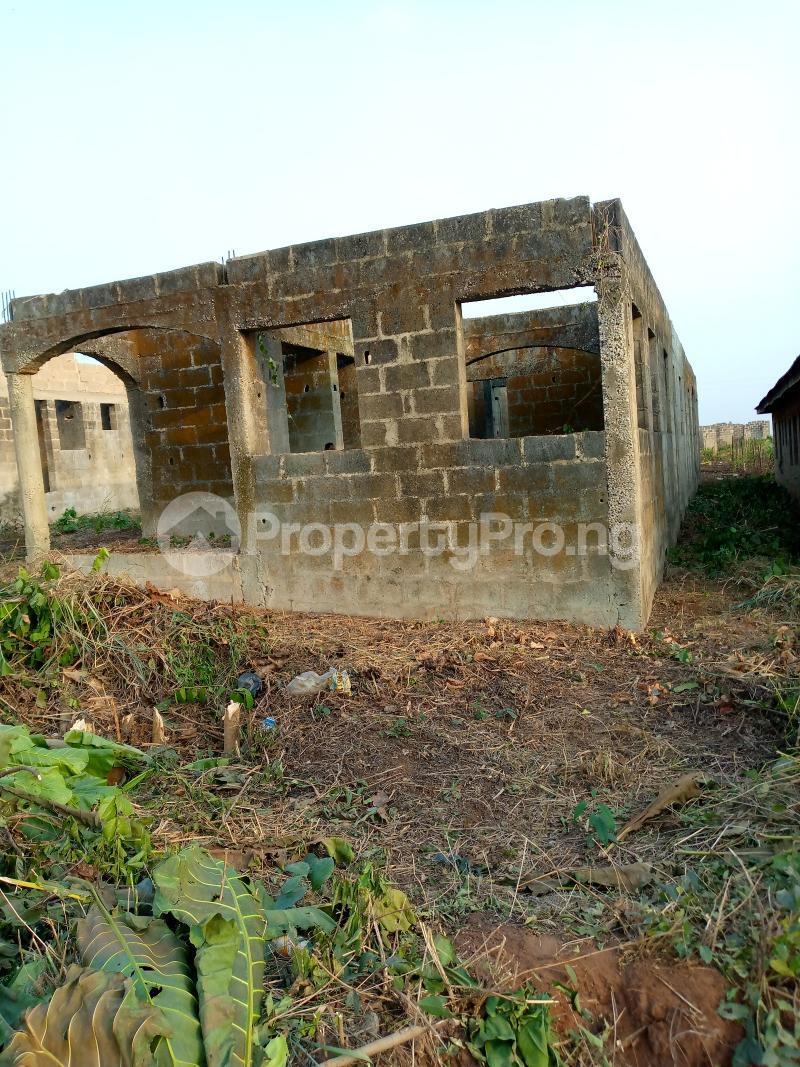 3 bedroom House for sale Igbepa town at the back of Agbele secondary School Sagamu Sagamu Ogun - 0