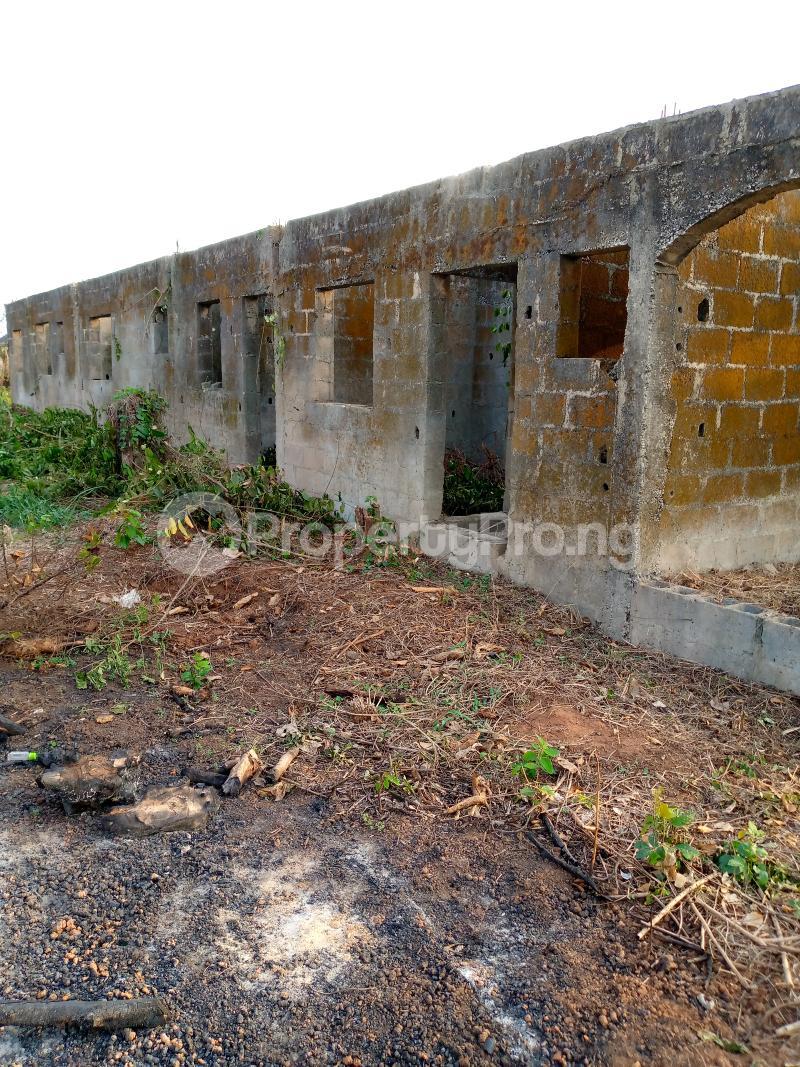 3 bedroom House for sale Igbepa town at the back of Agbele secondary School Sagamu Sagamu Ogun - 1
