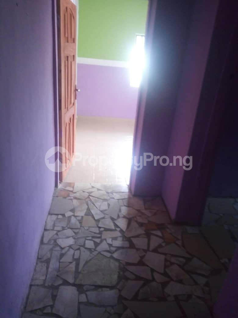 2 bedroom Flat / Apartment for rent Iyana Ajia, Egbeda, Area 3 Plot To The Road Egbeda Oyo - 2