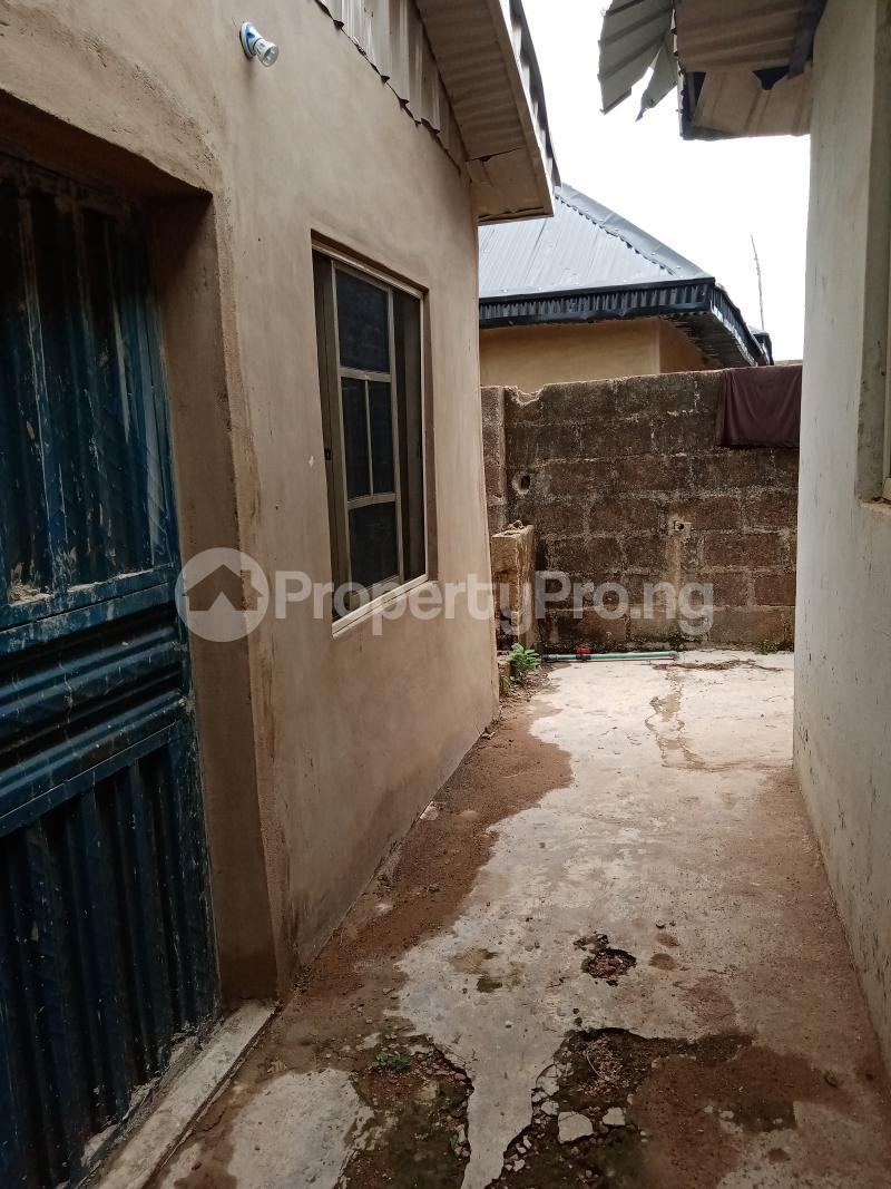 1 bedroom Mini flat for rent Apete Ibadan polytechnic/ University of Ibadan Ibadan Oyo - 0