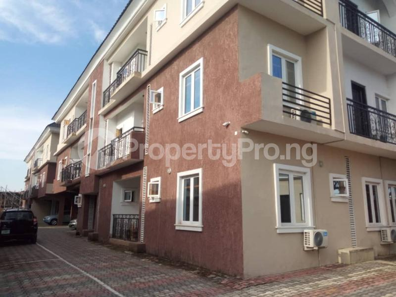 1 bedroom mini flat  Self Contain Flat / Apartment for rent An Estte Agungi Lekki Lagos - 3
